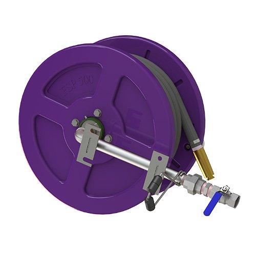 hose reel purple