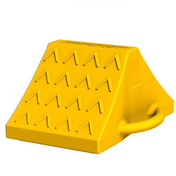 Wheel Chock for double axle