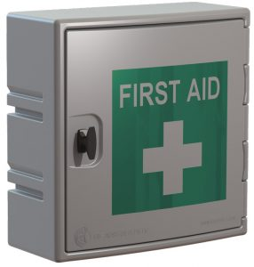 First Aid Cabinet