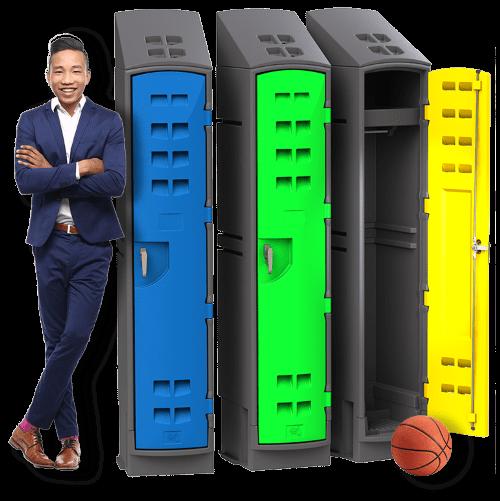 fsp lockers