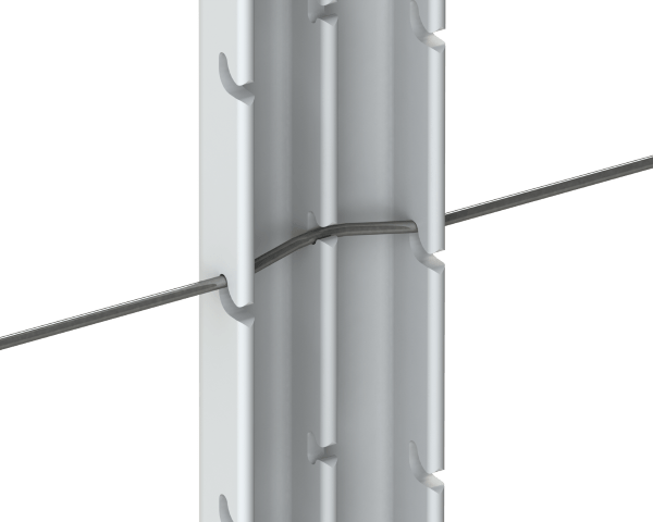 Fence Droppers -Plastic T-Post