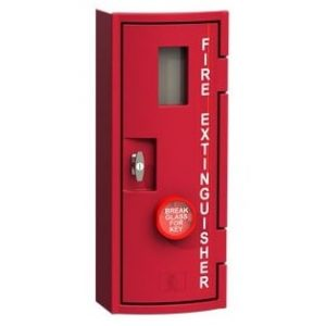Fire Extinguisher Cabinet 900 CFE0900RED